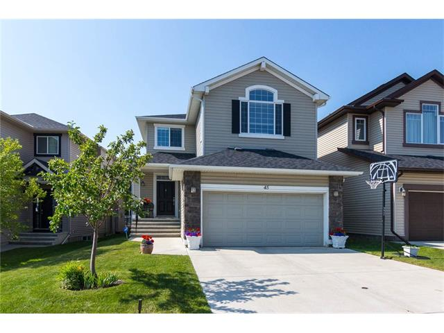 Sold: 45 Tuscany Summit Terrace Northwest, Calgary, AB
