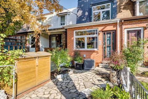 Townhouse for sale at 45 Uxbridge Ave Toronto Ontario - MLS: W4386335
