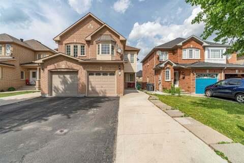 Townhouse for sale at 45 Velvet Grass Ln Brampton Ontario - MLS: W4808282