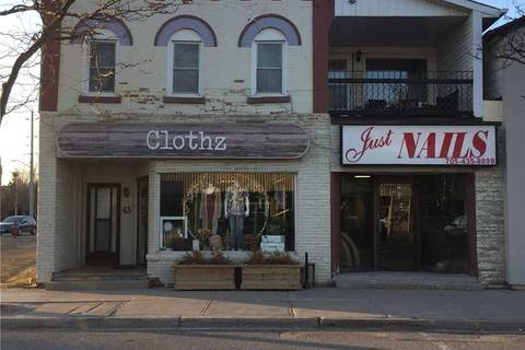 Commercial property for sale at 45 Victoria St New Tecumseth Ontario - MLS: N4744328