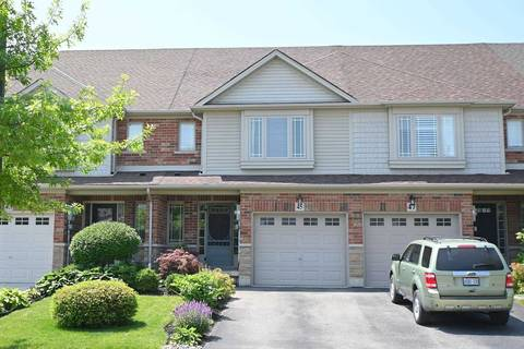 Townhouse for sale at 45 Voyager Pass  Hamilton Ontario - MLS: X4515573