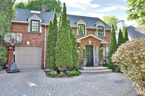 House for sale at 45 Wanless Cres Toronto Ontario - MLS: C4779466
