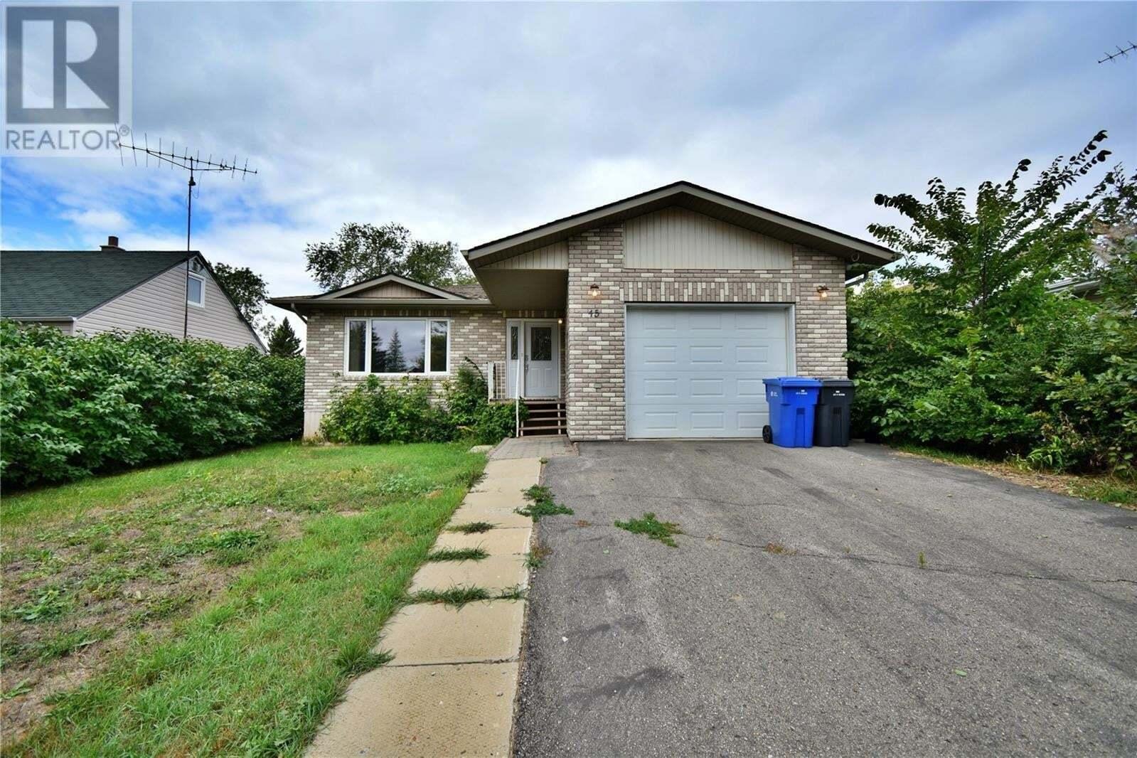 House for sale at 45 Warren St Redvers Saskatchewan - MLS: SK826304