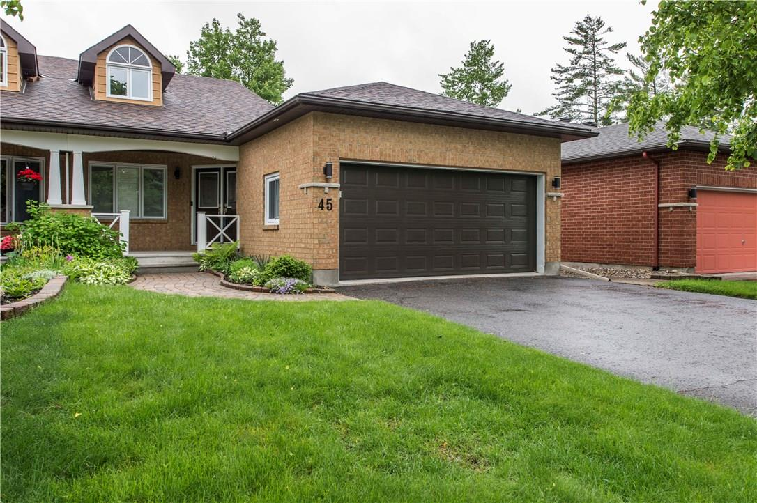Removed: 45 Waterthrush Crescent, Ottawa, ON - Removed on 2019-06-27 05:33:21