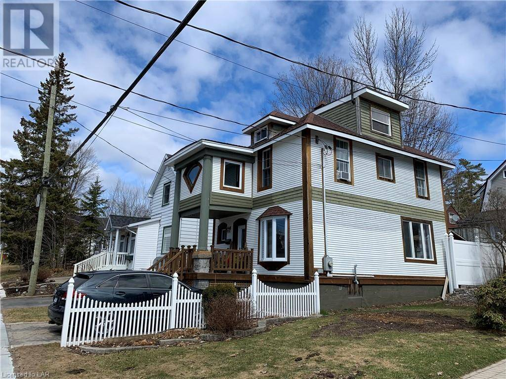 House for sale at 45 Waubeek St Parry Sound Ontario - MLS: 253501