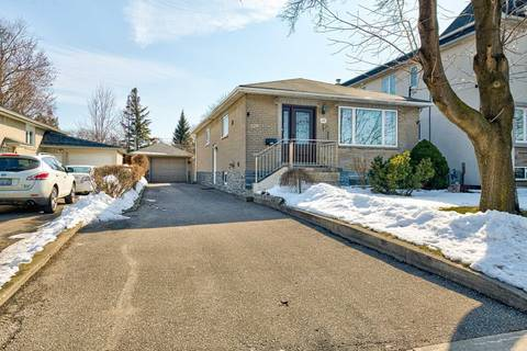 House for sale at 45 Wellesworth Dr Toronto Ontario - MLS: W4735425