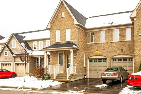 Townhouse for sale at 45 Westray Cres Ajax Ontario - MLS: E4637335