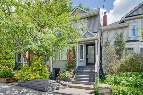 Townhouse for sale at 45 Wheeler Ave Toronto Ontario - MLS: E4647154