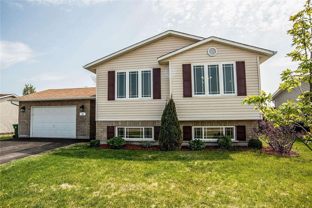 Removed: 45 Winfield Street, Petawawa, ON - Removed on 2018-09-16 08:33:38