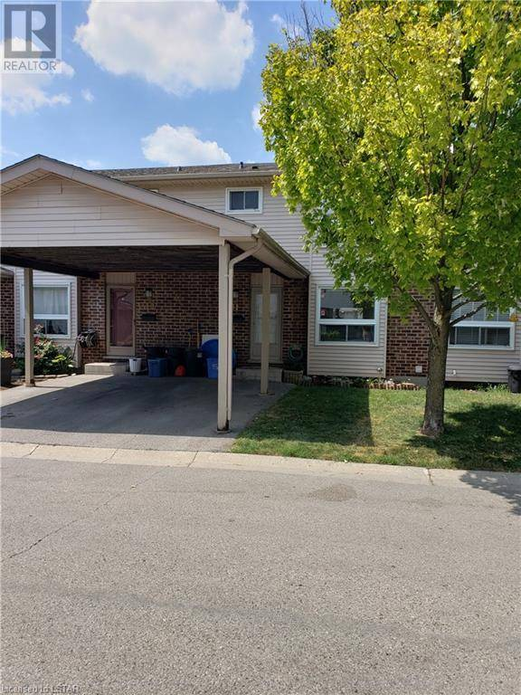 Townhouse for sale at 11 Pond Mills Rd Unit 450 London Ontario - MLS: 215531