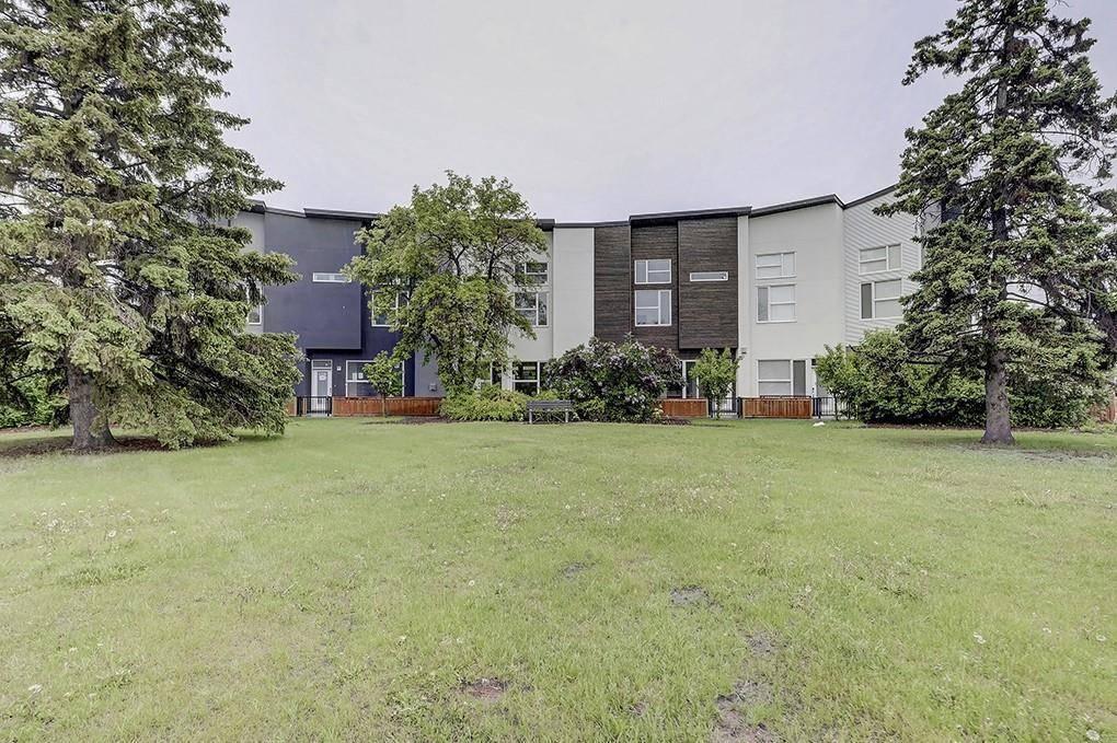 Townhouse for sale at 450 15 Ave Ne Renfrew, Calgary Alberta - MLS: C4254464