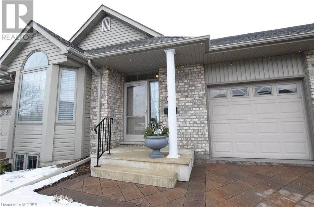 Townhouse for sale at 18 Lakeview Dr Unit 450 Woodstock Ontario - MLS: 242808