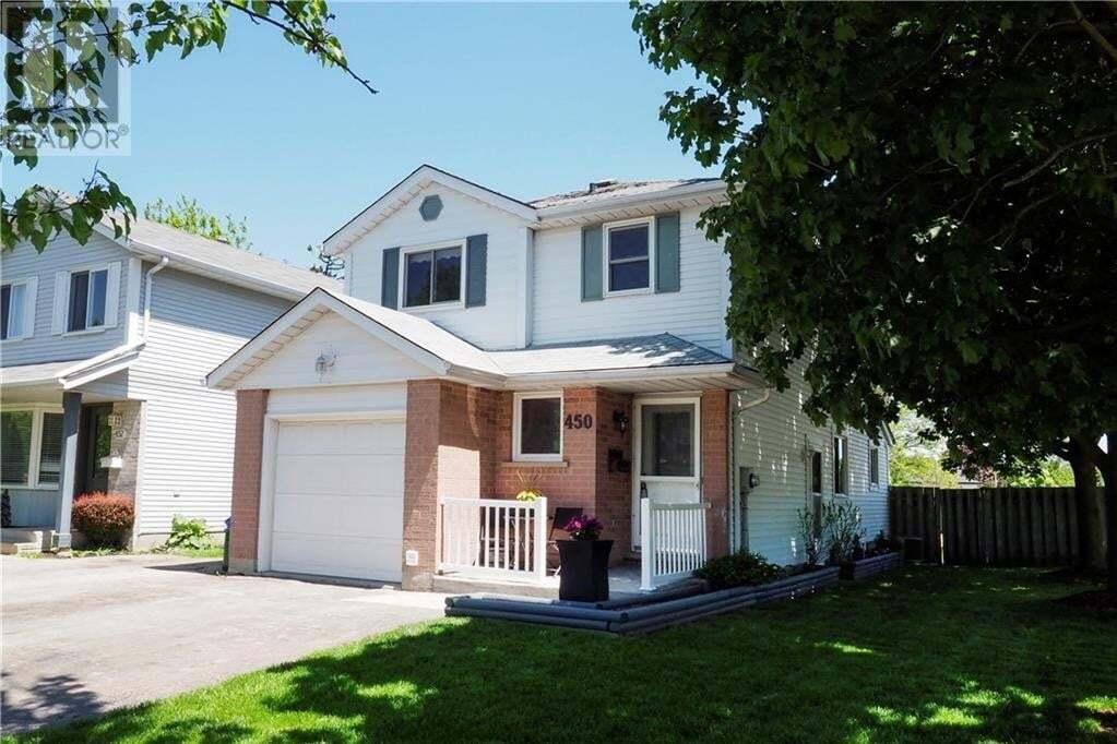 House for sale at 450 Boettger Pl Waterloo Ontario - MLS: 30810405