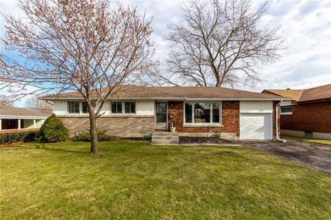 House for sale at 450 Bunting Rd St. Catharines Ontario - MLS: X4683338