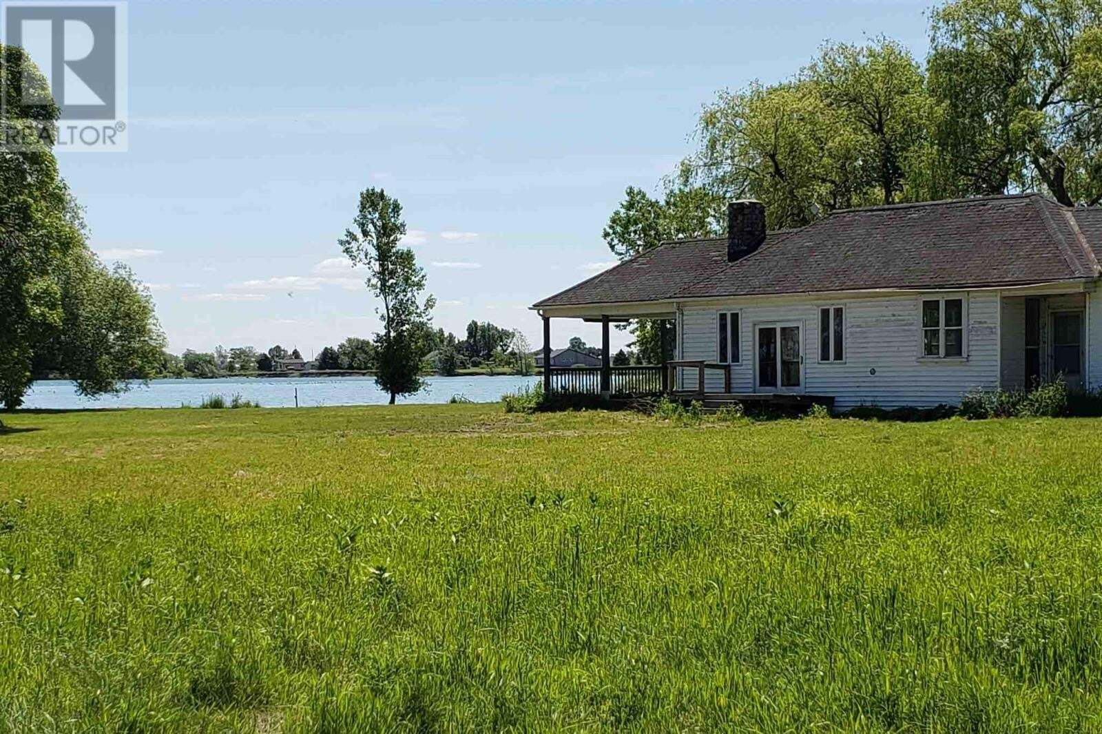House for sale at 450 Front Rd Stella, Amherst Island Ontario - MLS: K20003182
