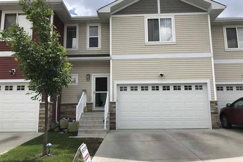Townhouse for sale at 450 Mcconachie Wy Nw Edmonton Alberta - MLS: E4150252