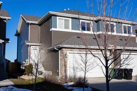 Townhouse for sale at 450 Reed Cres Leduc Alberta - MLS: E4137579