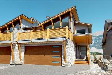 Townhouse for sale at 450 Stewart Creek Cs Canmore Alberta - MLS: C4263267