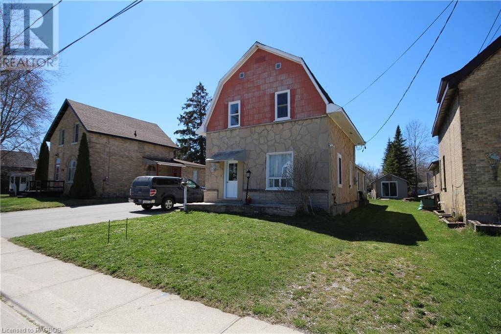 House for sale at 450 Taylor St Wiarton Ontario - MLS: 256509