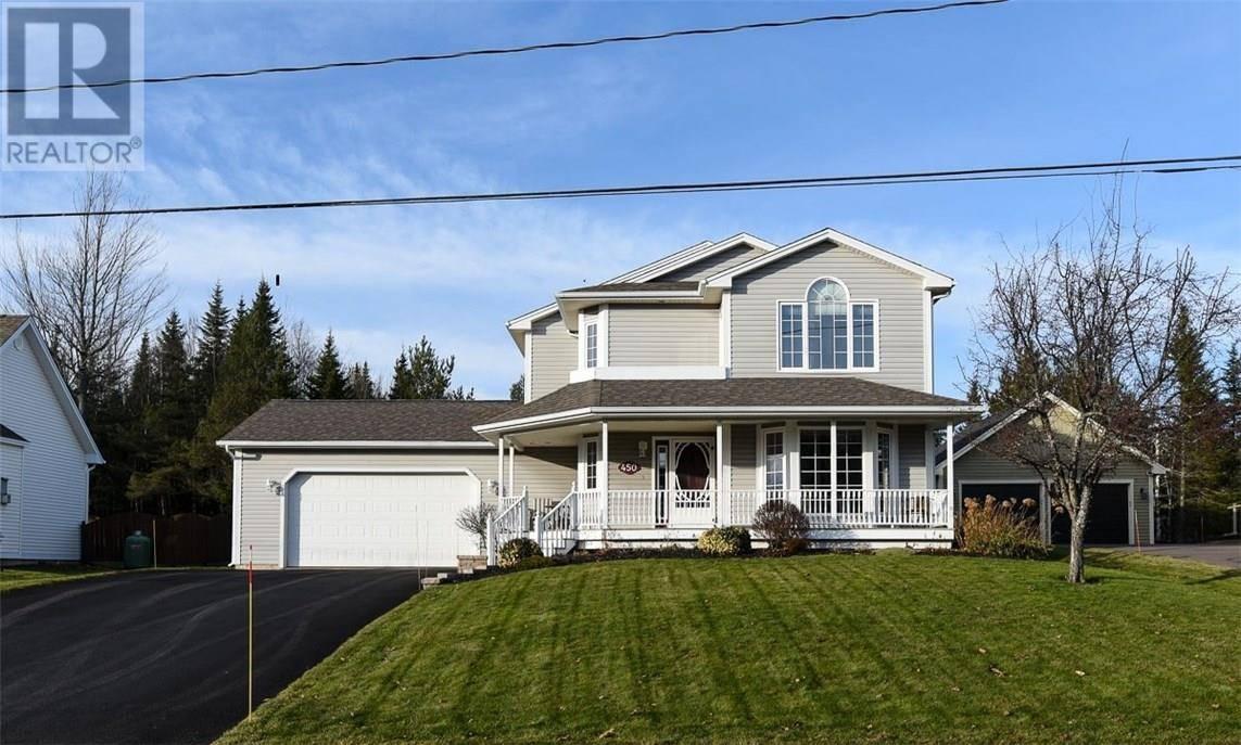 House for sale at 450 Vanier  Dieppe New Brunswick - MLS: M126493