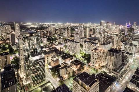 Condo for sale at 5 St Joseph St Unit 4501 Toronto Ontario - MLS: C4548568