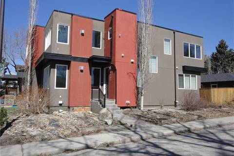 Townhouse for sale at 4502 20 Ave Northwest Calgary Alberta - MLS: C4294421
