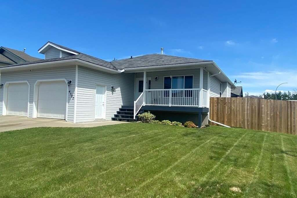 House for sale at 4502 28 St Athabasca Alberta - MLS: A1006720