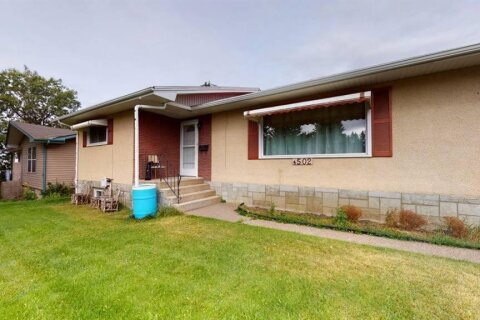 House for sale at 4502 48  Ave Ponoka Alberta - MLS: A1030831