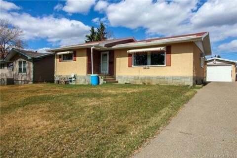 House for sale at 4502 48 Ave Ponoka Alberta - MLS: CA0191800