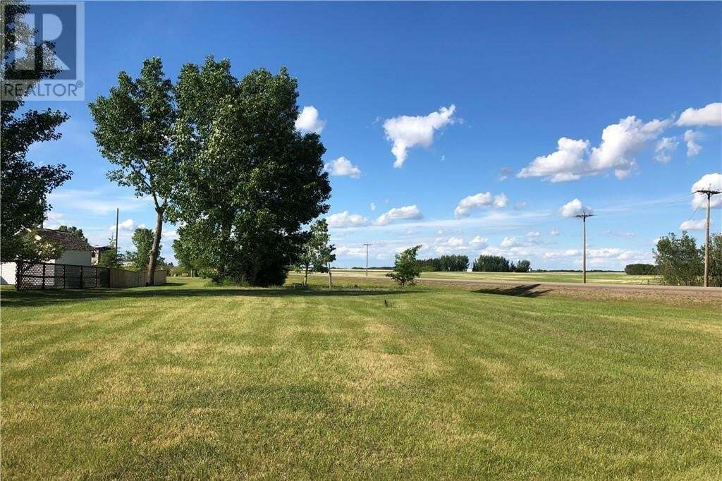 Residential property for sale at 4502 53 Ave Daysland Alberta - MLS: ca0169300