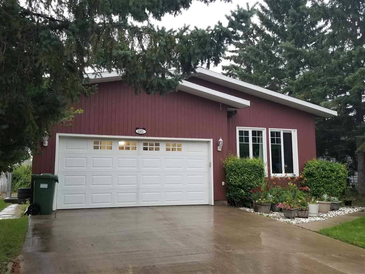 House for sale at 4503 40 St Bonnyville Town Alberta - MLS: E4169381