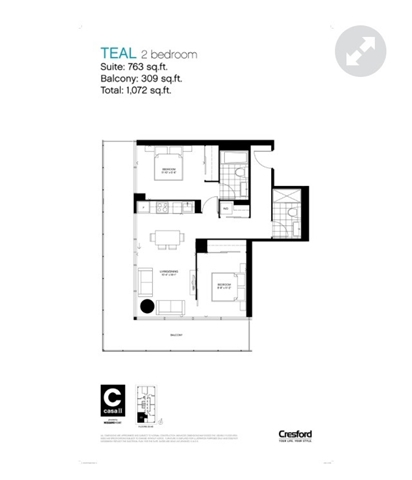 Removed: 4503 - 110 Charles Street, Toronto, ON - Removed on 2018-08-20 21:03:50