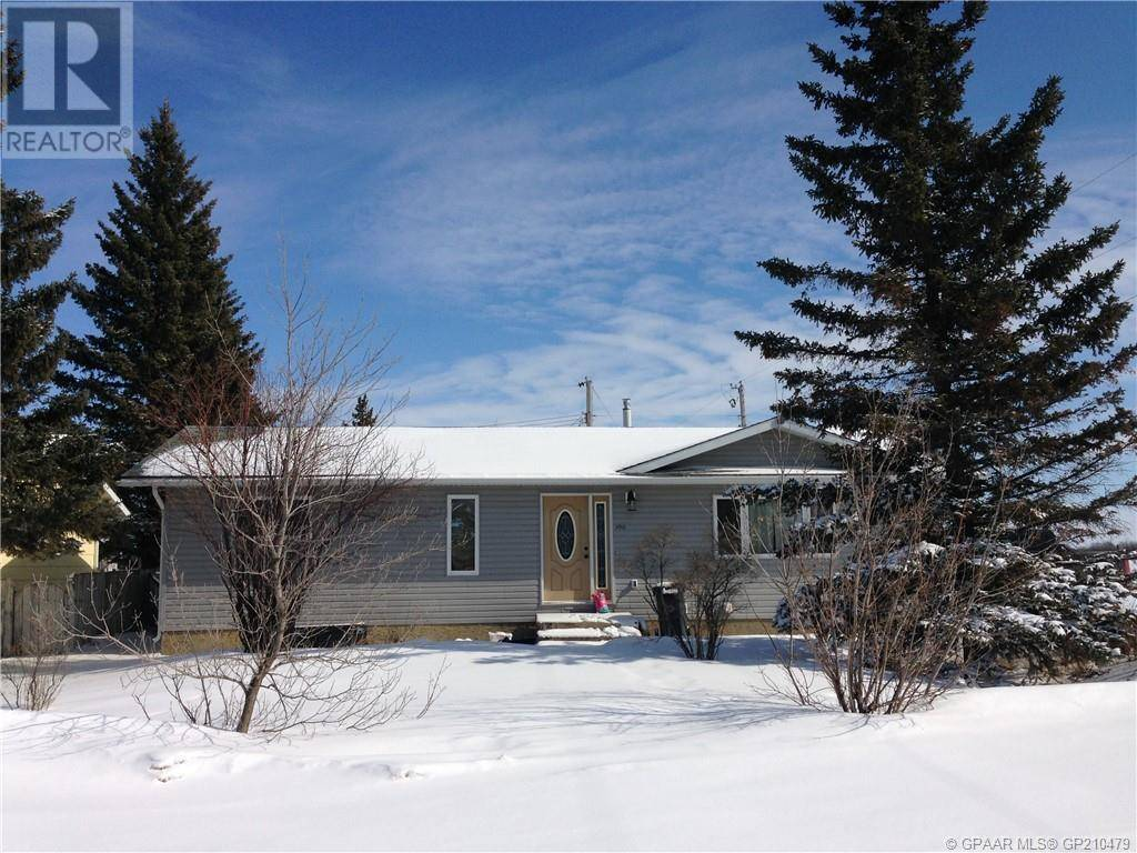House for sale at 4503 47 St Rycroft Alberta - MLS: GP210479