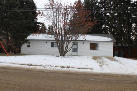 House for sale at 4503 48 Ave Ponoka Alberta - MLS: A1024587