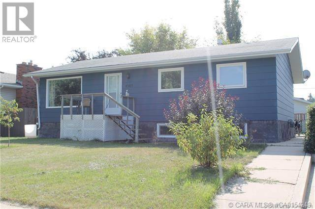 House for sale at 4503 49 Ave Stettler Alberta - MLS: ca0179703
