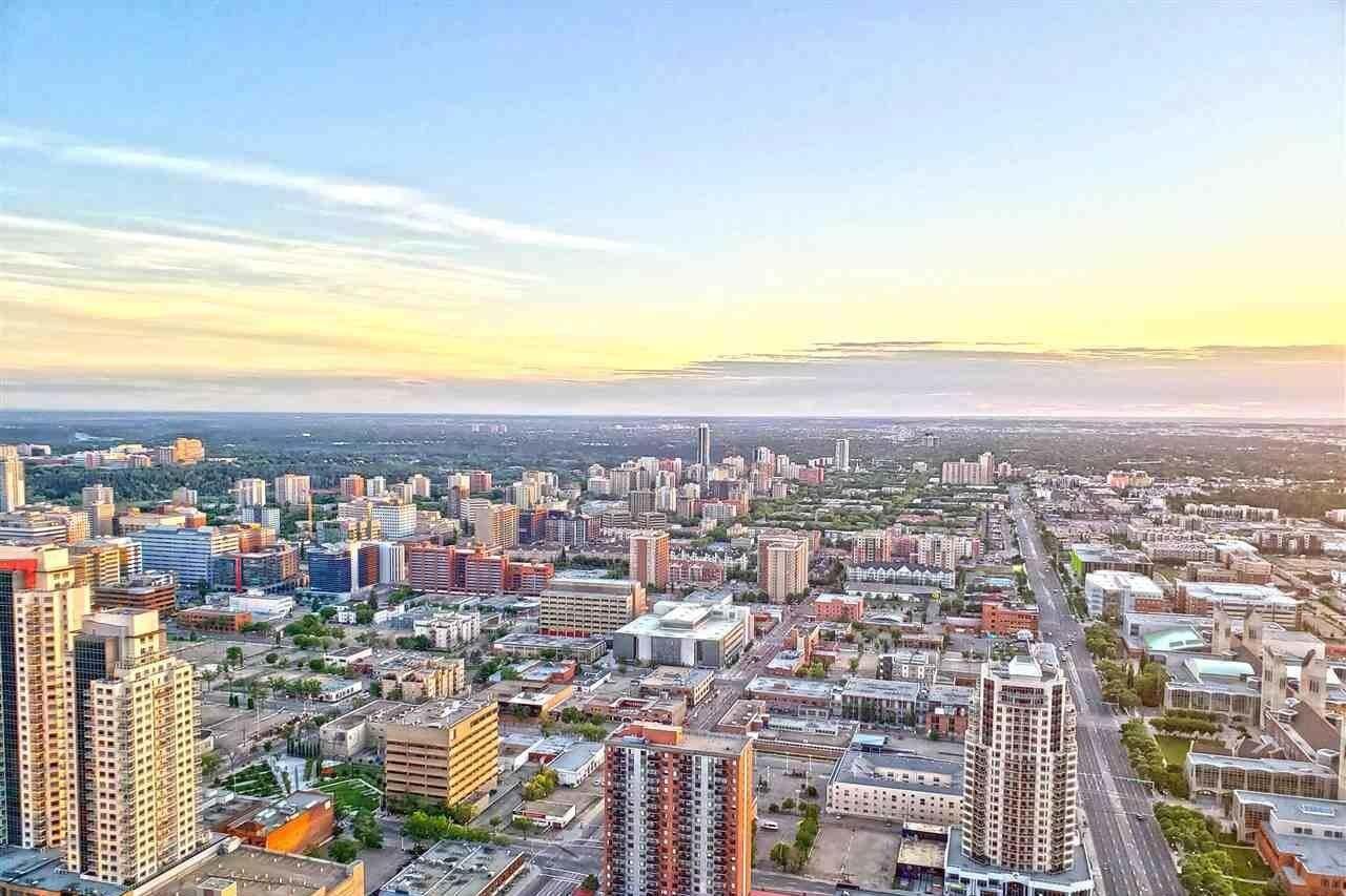 Condo for sale at 10360 102 St NW Unit 4505 Edmonton Alberta - MLS: E4203304