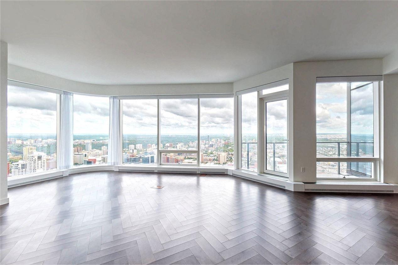 Condo for sale at 10360 102 St NW Unit 4505 Edmonton Alberta - MLS: E4221959