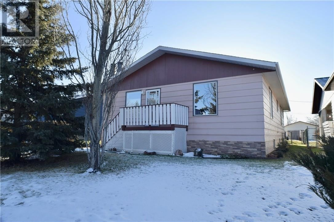 House for sale at 4505 49 Ave Stettler Alberta - MLS: ca0191717