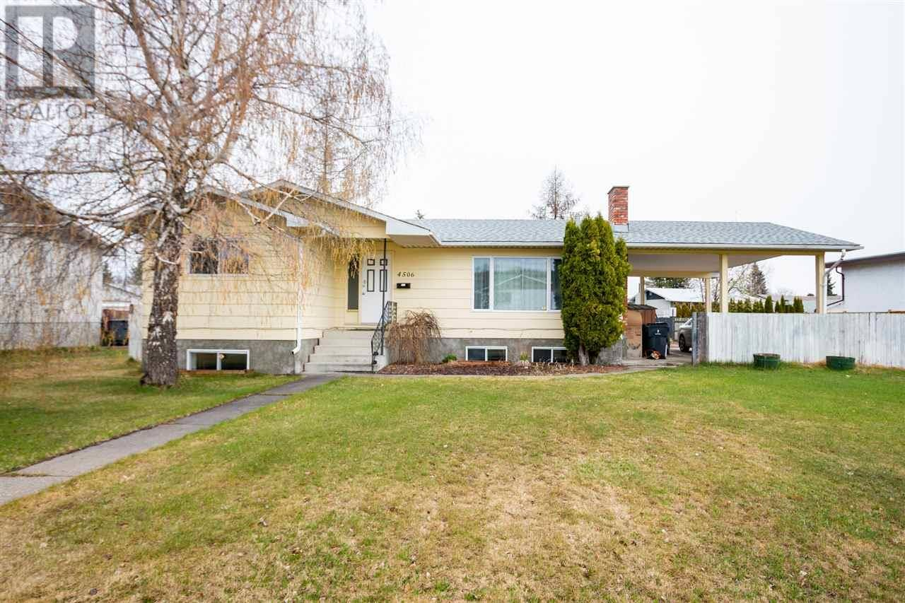House for sale at 4506 1st Ave Prince George British Columbia - MLS: R2431312