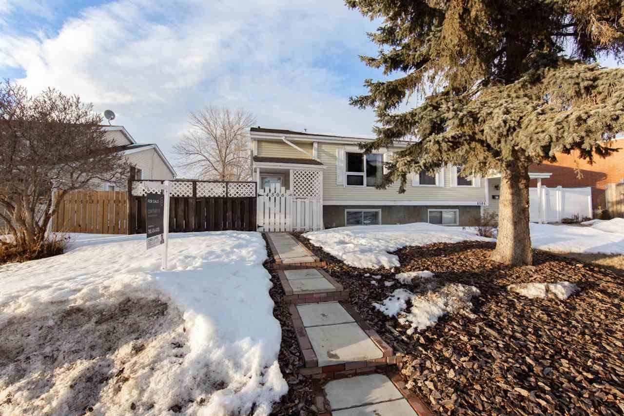 Townhouse for sale at 4506 36 Ave Nw Edmonton Alberta - MLS: E4189868