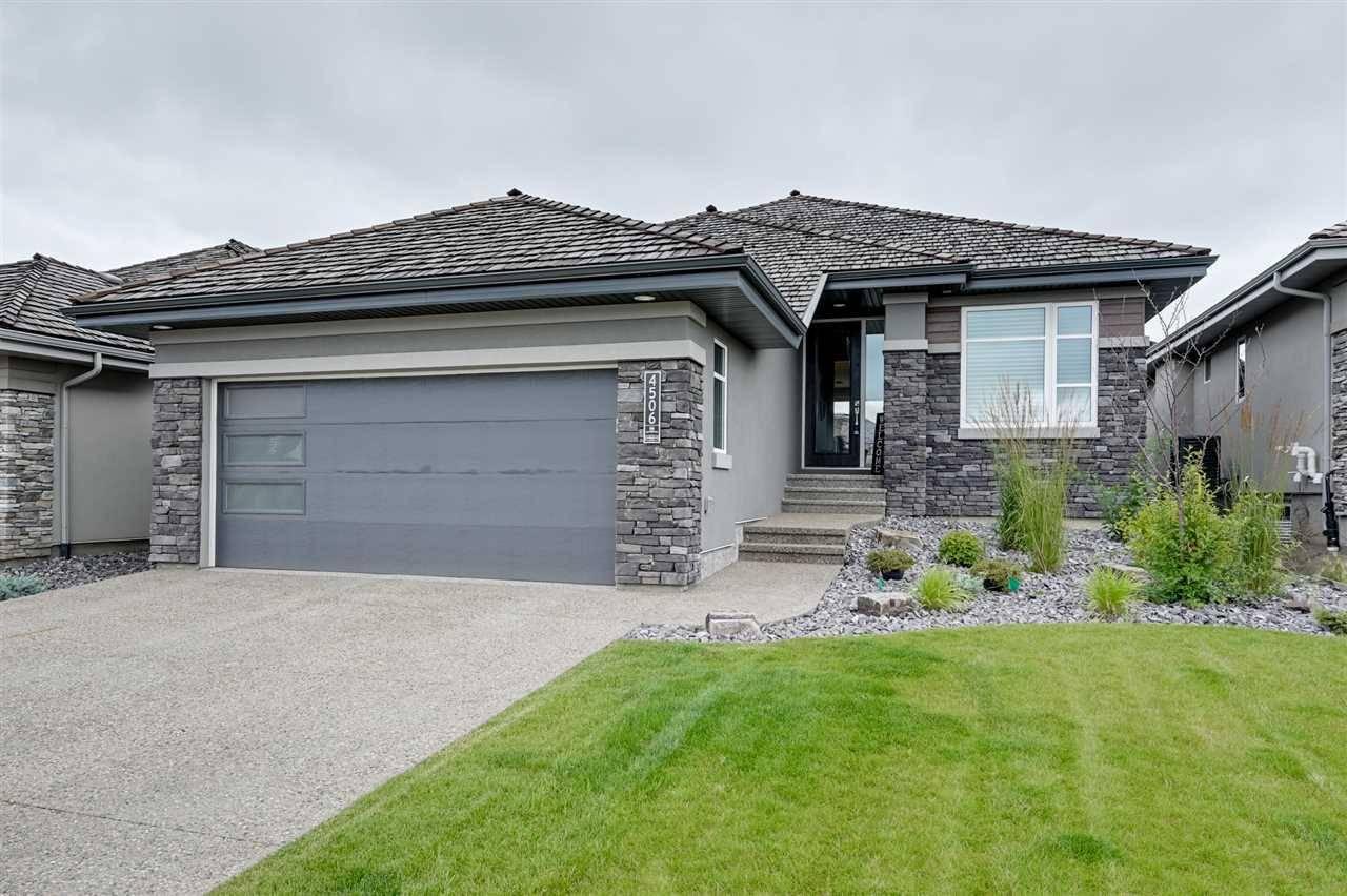 House for sale at 4506 Westcliff Te Sw Edmonton Alberta - MLS: E4169227