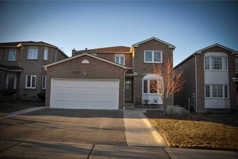 House for sale at 4507 Heathgate Cres Mississauga Ontario - MLS: W4436059