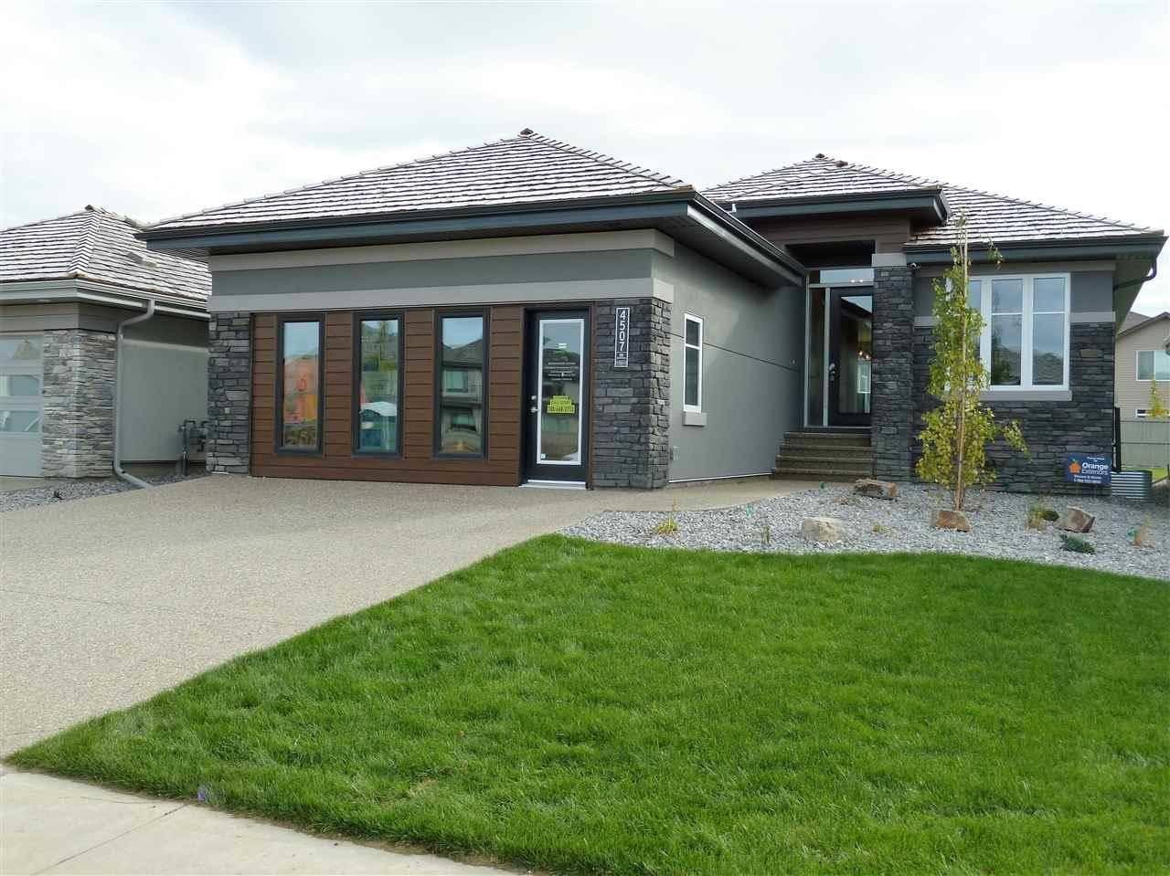 House for sale at 4507 Westcliff Te Sw Edmonton Alberta - MLS: E4177084