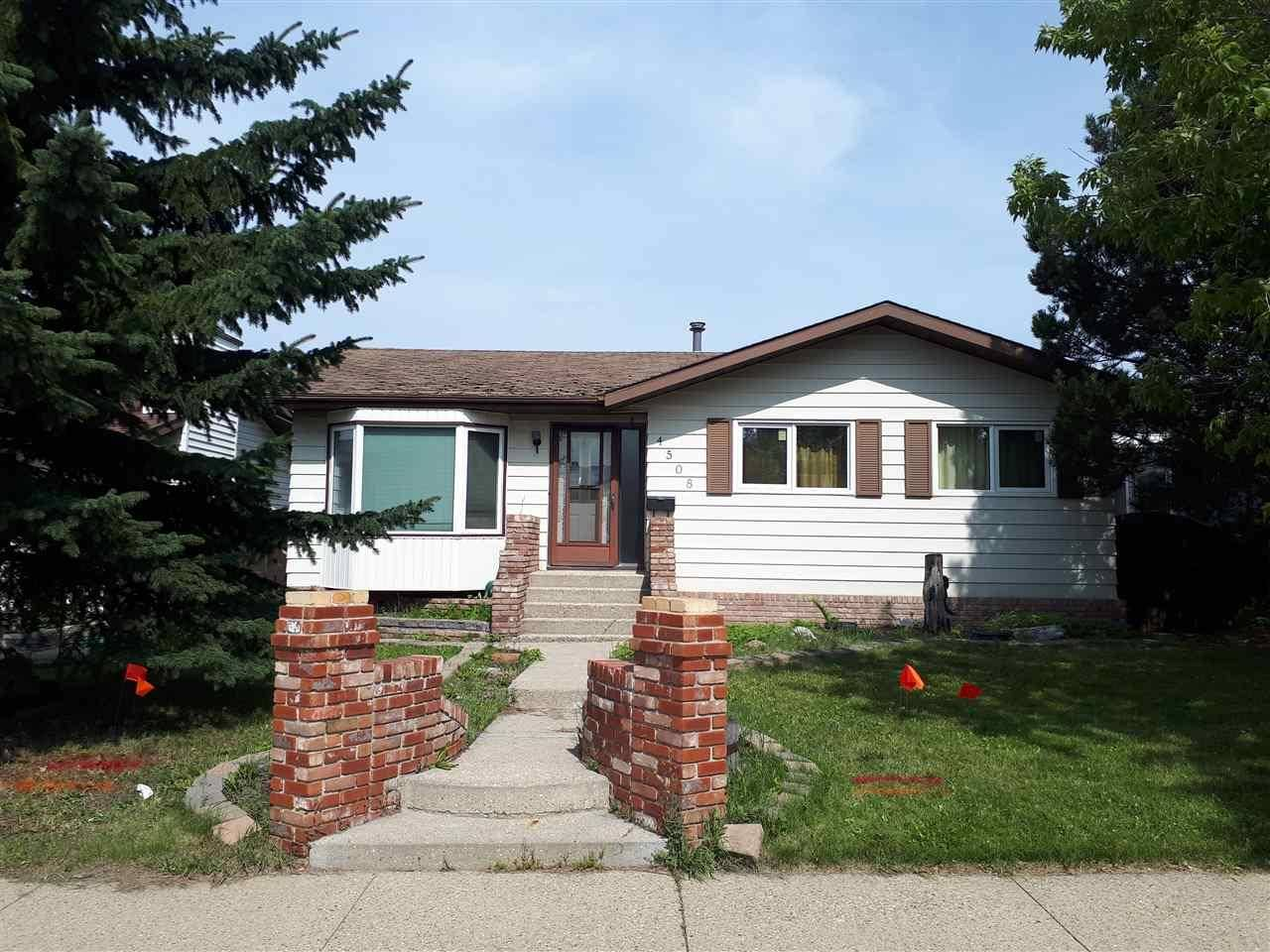House for sale at 4508 11a Ave Nw Edmonton Alberta - MLS: E4169897