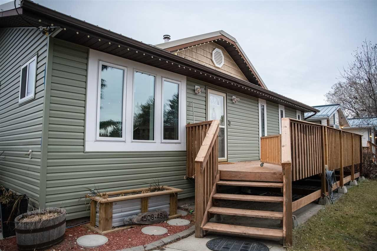 House for sale at 4508 48 Ave Onoway Alberta - MLS: E4220491