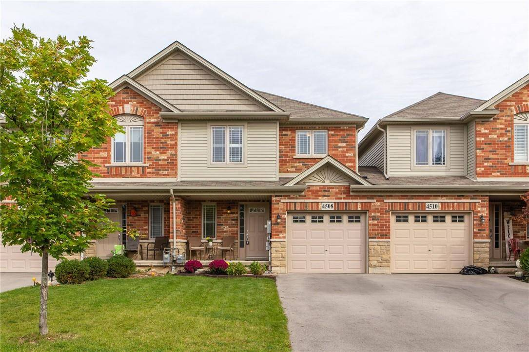 Townhouse for sale at 4508 Comfort Cres Beamsville Ontario - MLS: H4065340