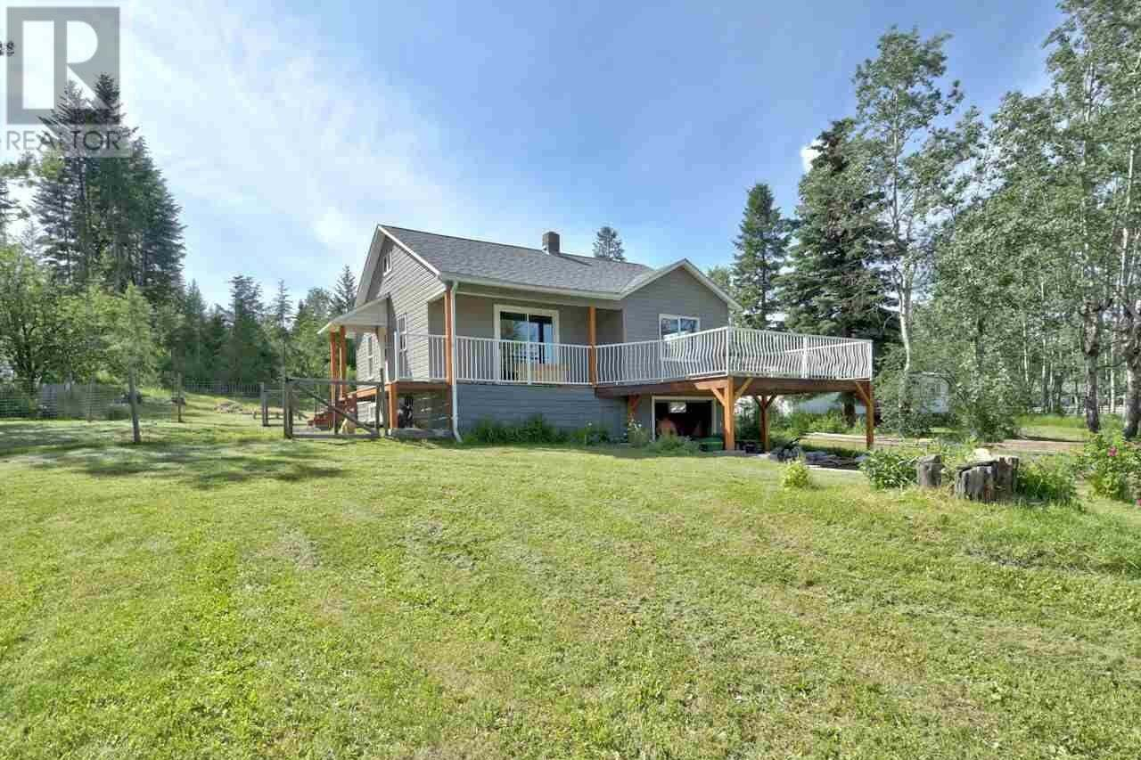 House for sale at 4508 Eagle Creek Rd Canim Lake British Columbia - MLS: R2474501