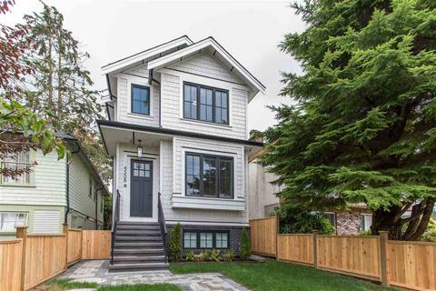House for sale at 4508 Prince Albert St Vancouver British Columbia - MLS: R2405919