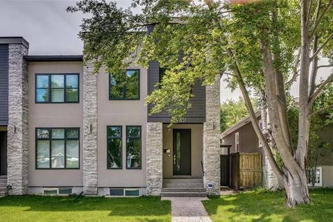 Townhouse for sale at 451 22 Ave Northwest Calgary Alberta - MLS: C4256555
