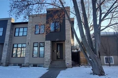 Townhouse for sale at 451 22 Ave Northwest Calgary Alberta - MLS: C4280718